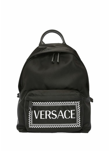 Versace Sırt Çantası Siyah
